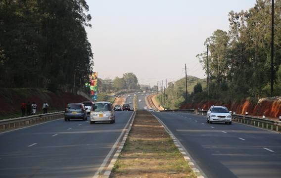 肯尼亚基布韦济至基图伊公路公路项目开工