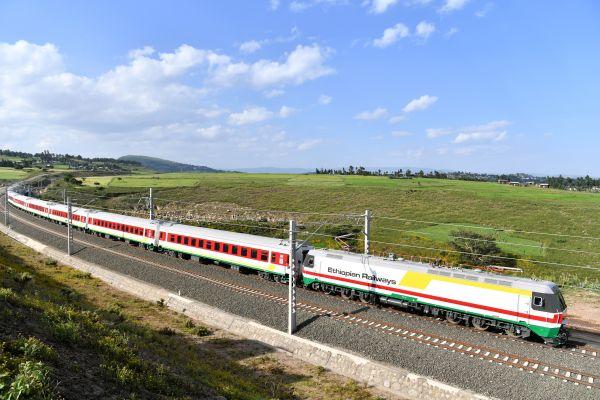 亚吉铁路通车,中国在非洲