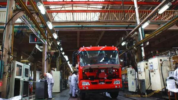 中国重汽携手非洲首富在拉各斯建卡车装配厂