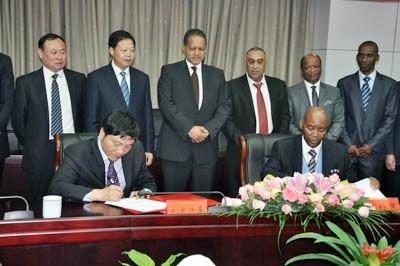 粤企在南非签1.98亿美元合作项目