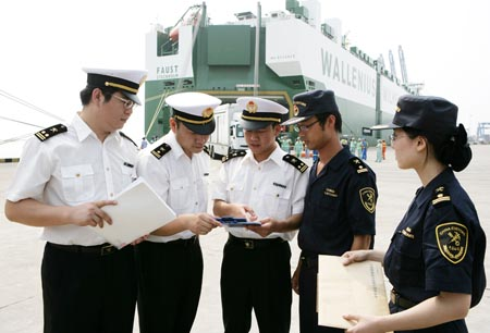 9月1日起全国海关将严打货物侵权