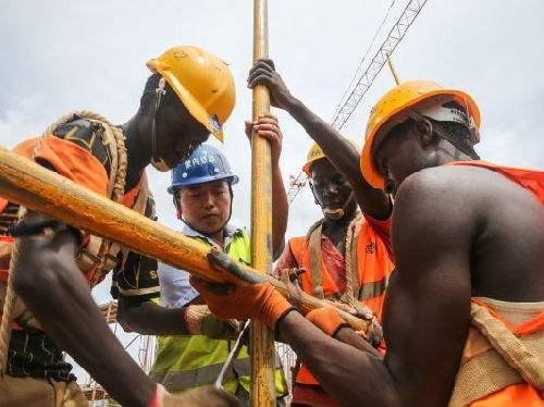 中国武夷助力肯尼亚建筑行业工业化