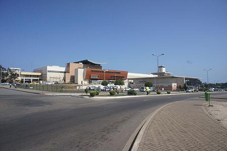 加纳Kotoka国际机场被评为非洲最安全的机场