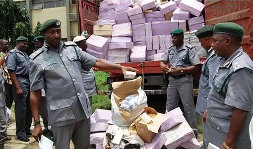 尼日利亚1月1日起所有集装箱货物必须打托
