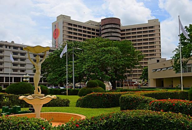 尼日利亚中国非洲银行业务中心在拉各斯成立