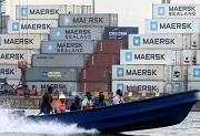 港口的拥堵、低效和腐败阻碍尼日利亚经济发展