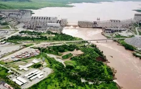 中国水电四局中标非洲最大水电站