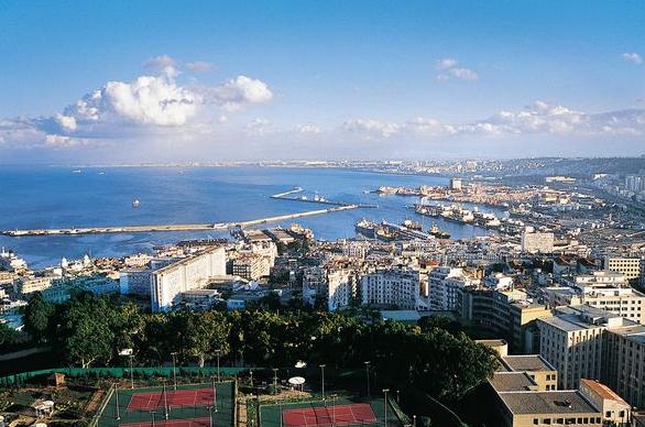 2019在阿中企首单!中国港湾签署阿尔及利亚SKIKDA项目