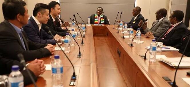 中国青山钢铁在津巴布韦投资兴建钢铁厂