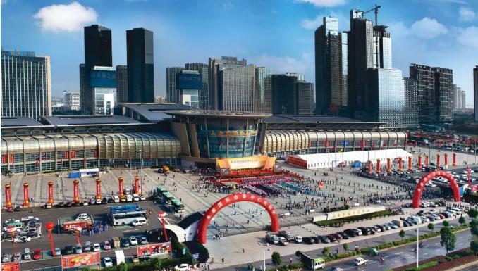 展会动态   第25届中国五金博览会参展企业亮新招