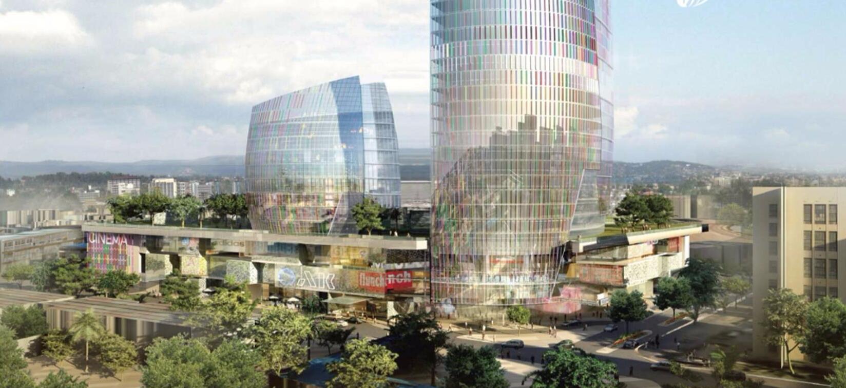 埃塞俄比亚亚的斯亚贝巴展览中心-非洲展馆