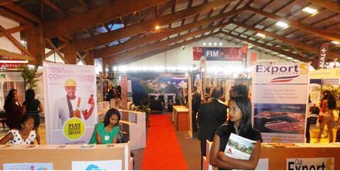 马达加斯加博览中心-非洲展馆