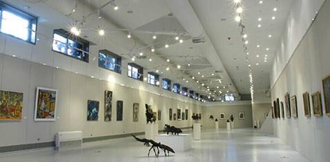 埃及亚历山大展览中心-非洲展馆