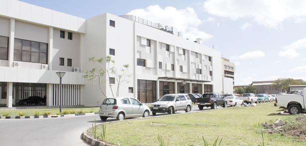 赞比亚卢萨卡新政府综合大楼-非洲展馆