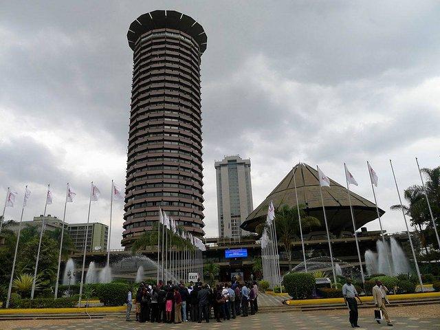 肯雅塔国际会议中心(KICC)-非洲展馆