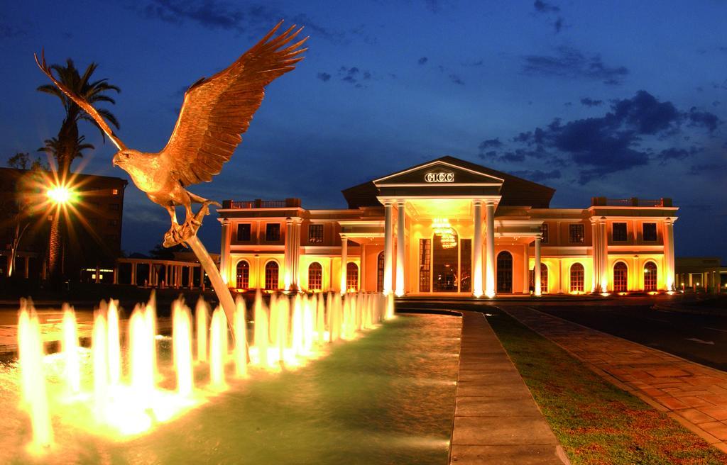 哈博罗内国际会展中心-非洲展馆