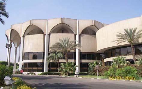 开罗国际会议中心(CICC)-非洲展馆