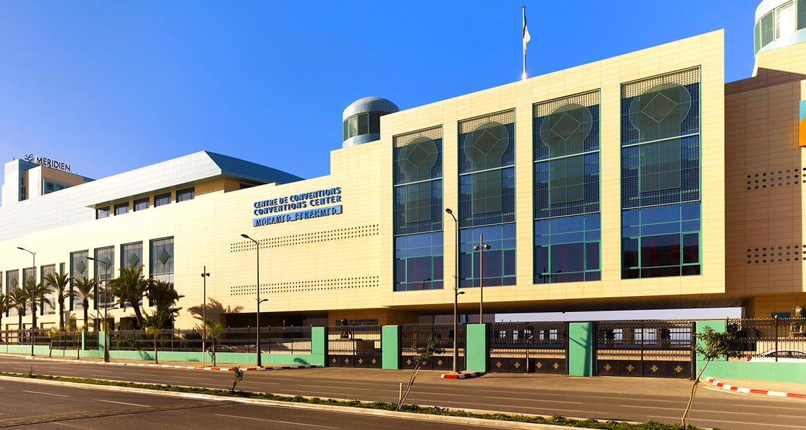 奥兰会议中心(CCO)-非洲展馆