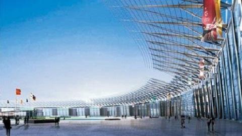 成都世纪城新国际会展中心-中国展馆