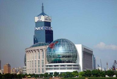 上海国际会议中心-中国展馆