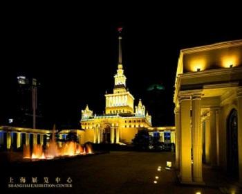 上海展览中心-中国展馆