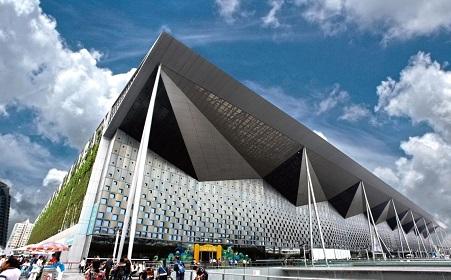 上海世博展览馆-中国展馆