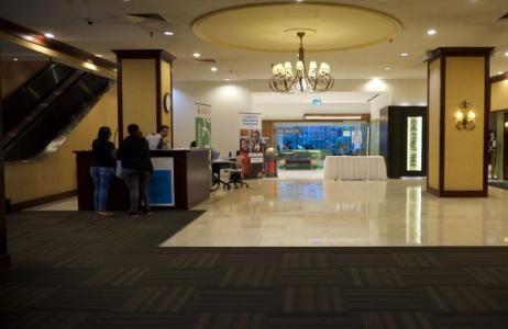 玛丽拉尼会议中心-非洲展馆