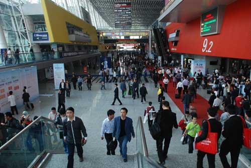 中国广州国际家具生产设备及配料展览会-中国会展