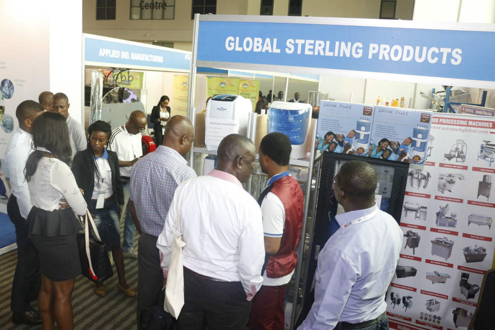 2020国际终端包装与加工贸易展览会(NME Expo)-非洲会展推荐