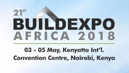2018肯尼亚建筑建材展(Buildexpo Africa 2018)-非洲会展