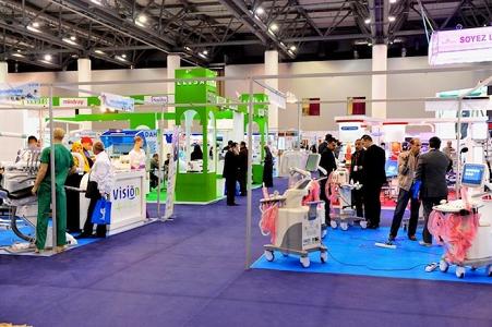 阿尔及利亚医用家具和医疗设备展览会-非洲会展