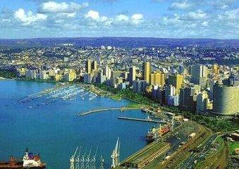 南非德班举行非洲旅游大会 欢迎世界各地游客