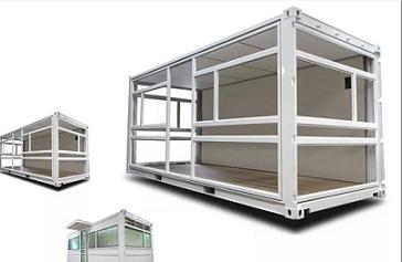 新兴集装箱—框架集装箱