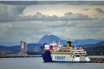 非洲最大集装箱港口—丹吉尔港